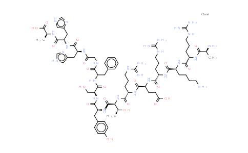 1,8-二氮杂萘,7-[4-[(4-氯苯基)磺酰]-1-哌嗪基]-2,4-二(三氟甲基)-